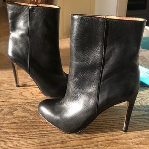 Louise et Cie platform high heel boots 38.5 NEW